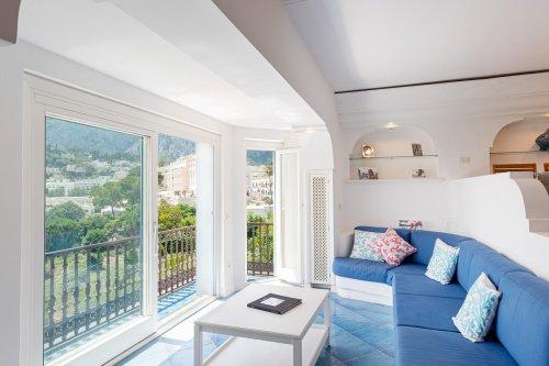 Loft/Penthouse in Capri