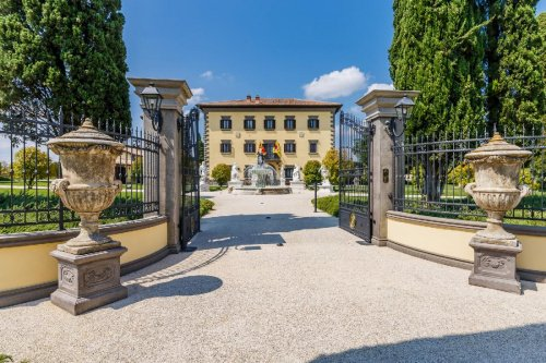 Hus i Montepulciano