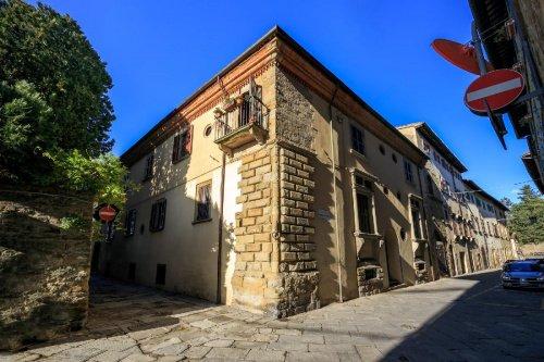 Edificio en Arezzo
