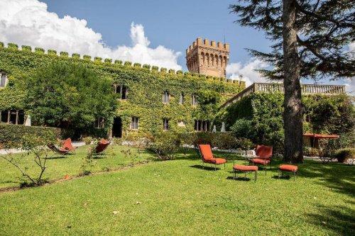 Castelo em Campiglia Marittima