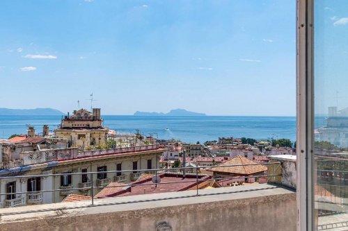 Takvåning i Neapel