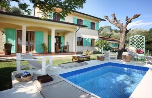 House in Massarosa