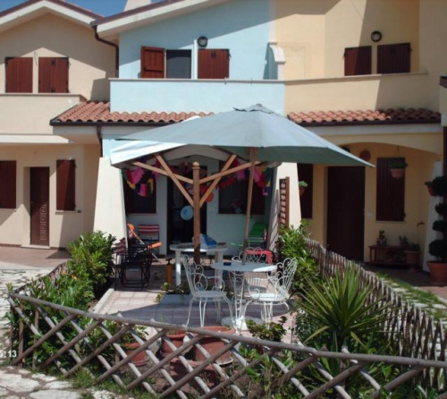Casa en Montelupone