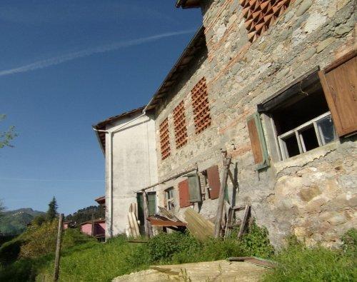 Vrijstaande woning in Molazzana