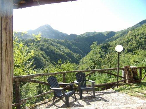Casa Rural em Gallicano