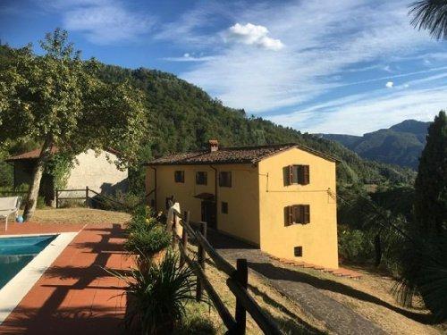 Country house in Fosciandora