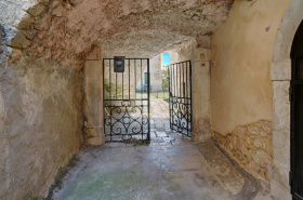 Self-contained apartment in San Donato Val di Comino