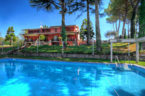 Villa a Palestrina