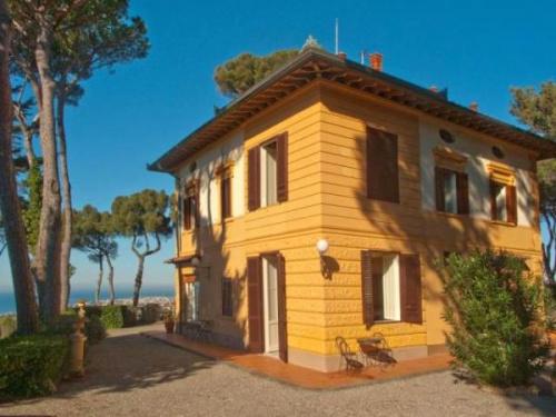 Hus i Livorno