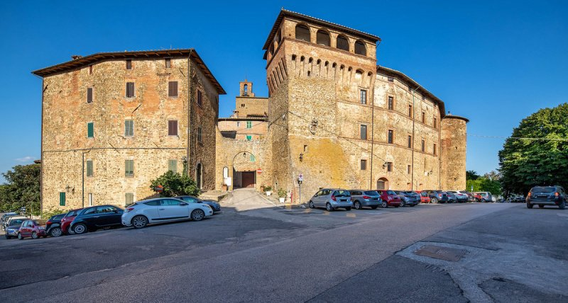 Castle in Panicale