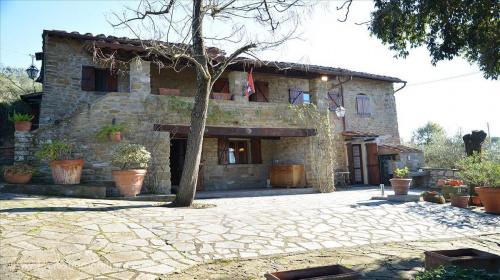 Klein huisje op het platteland in Cortona