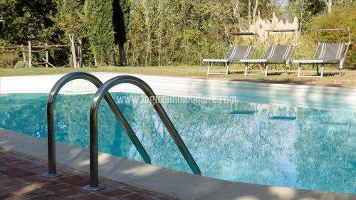 Klein huisje op het platteland in Pienza