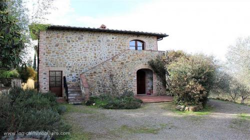 Bauernhaus in Murlo