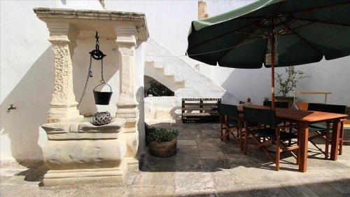 Hus från källare till tak i Trepuzzi