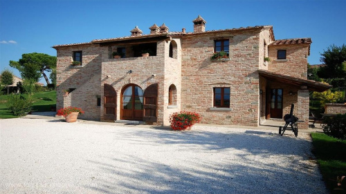 Farmhouse in Cortona