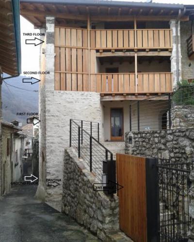 Casa independiente en Alzano Lombardo