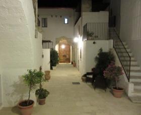 Historiskt hus i Spongano