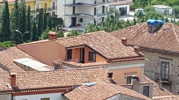 Fristående lägenhet i Lauria