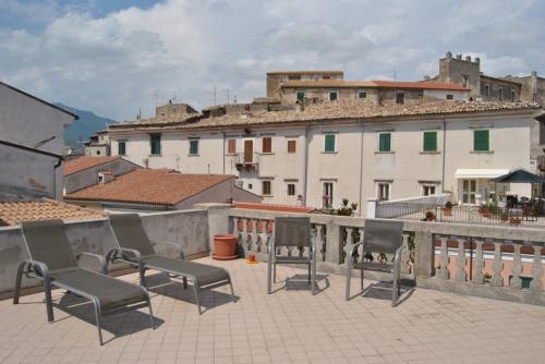 托科达卡绍里亚历史性公寓