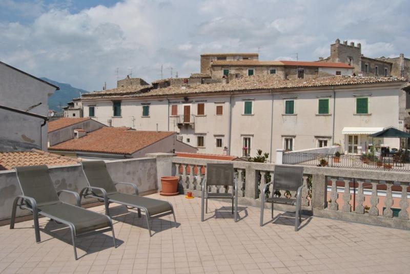Historisches Appartement in Tocco da Casauria