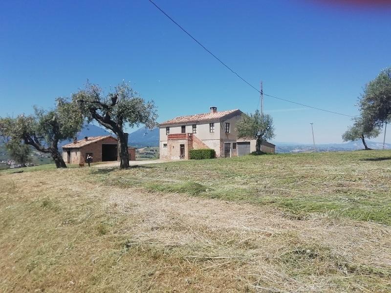 Bauernhaus in Bellante
