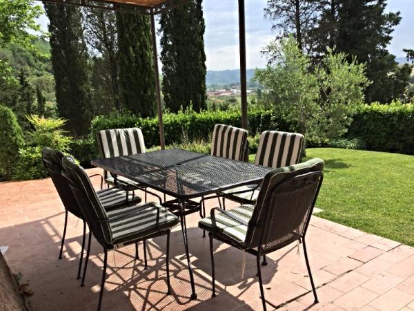 Lantställe i Casciana Terme Lari