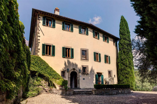 Farmhouse in Greve in Chianti