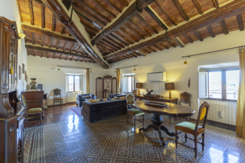 Historisch appartement in Siena