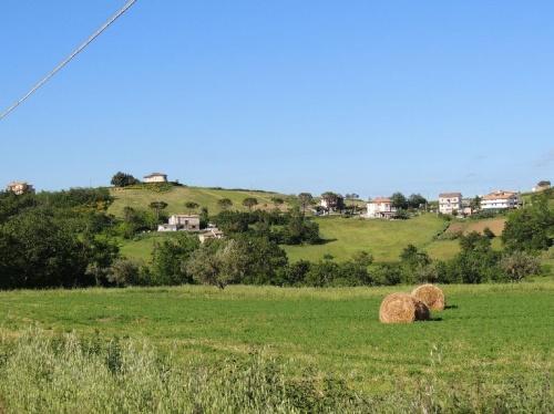 Klein huisje op het platteland in San Valentino in Abruzzo Citeriore