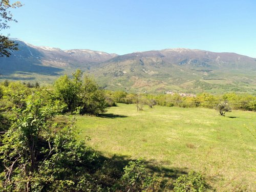 Bouwgrond in Caramanico Terme