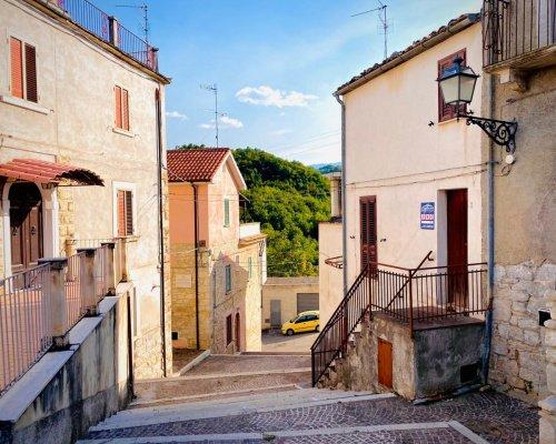 Detached house in Abbateggio