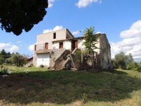 Casa de campo em Rosciano