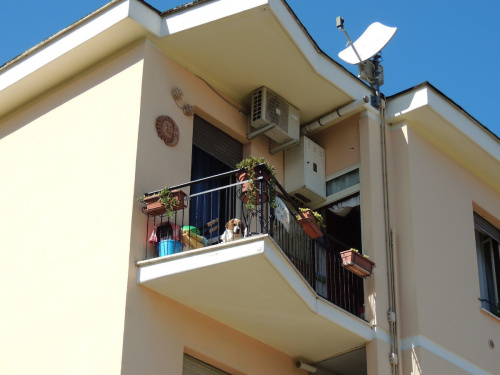 Apartamento em Scafa