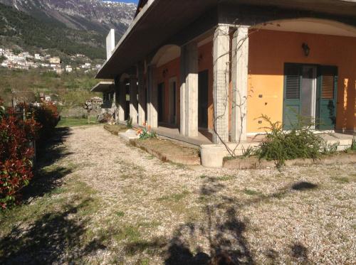 Landhaus in Roccacasale