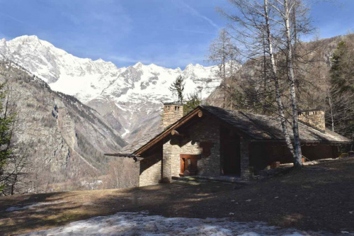 Haus in Courmayeur