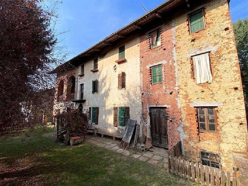 Bauernhaus in Capriglio