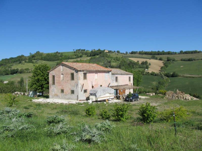 Country house in Iesi