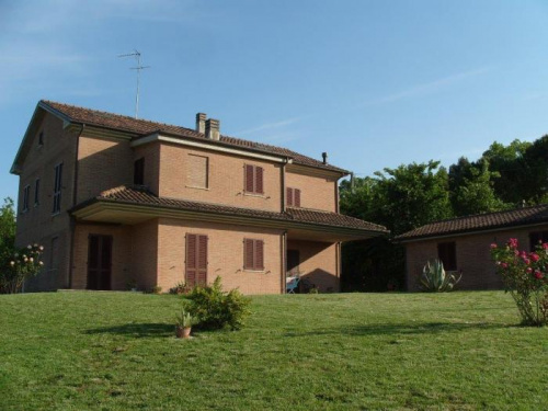 Hus i Trecastelli