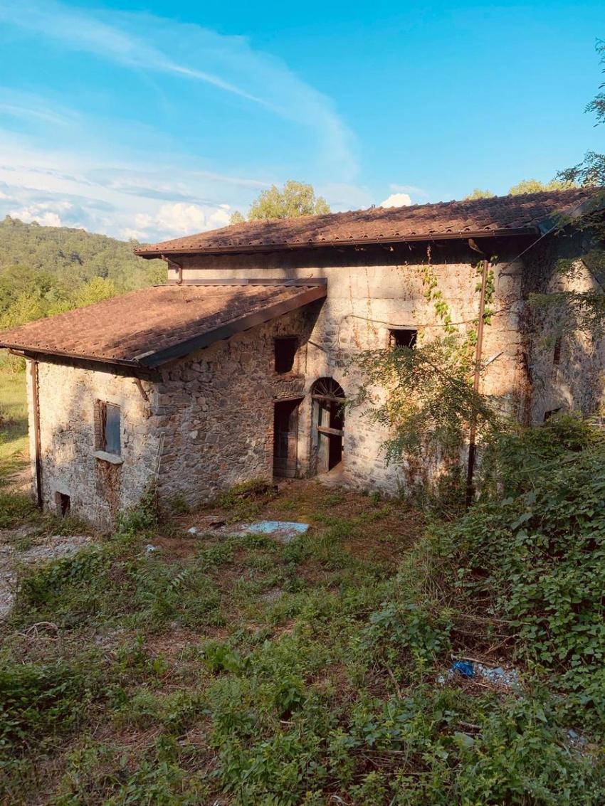 Landhaus in Tresana