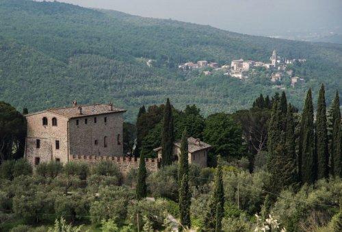 Slott i Perugia