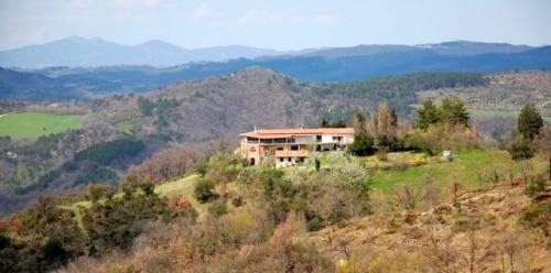 Casa indipendente a Pietralunga