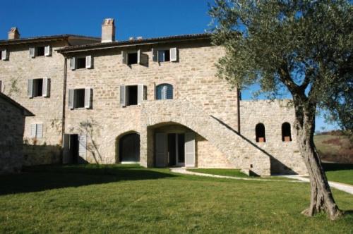 Lägenhetshotell i Gubbio