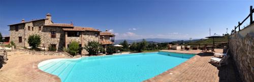 Residence in San Venanzo