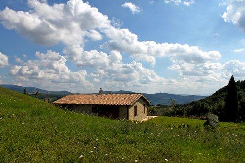 Villa i Valfabbrica