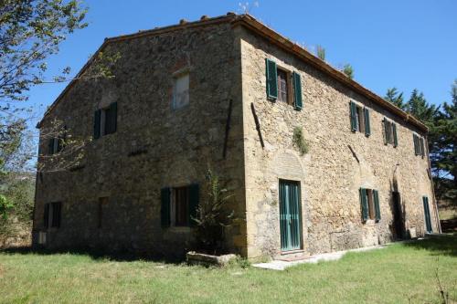 Maison à Volterra