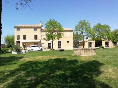 Villa en Treia
