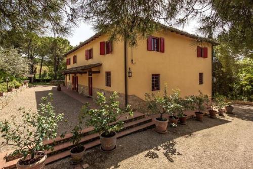 Villa en Montespertoli