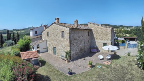 Semi-detached house in San Gimignano