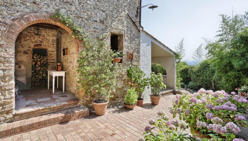 Casa geminada em San Gimignano