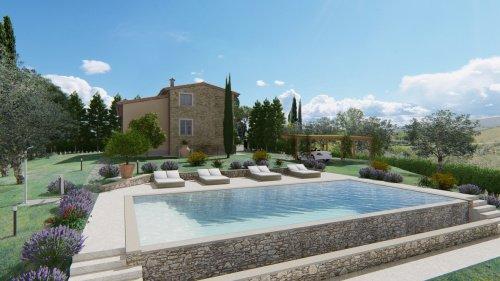 Casa di campagna a San Gimignano
